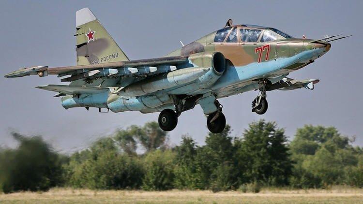 إسقاط مقاتلة روسية شمال سوريا ومقتل قائدها