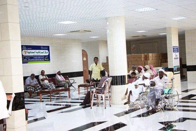 مراكز الكلى في وادي حضرموت: خدمات مجانية للمرضى ونموذج للعمل الانساني