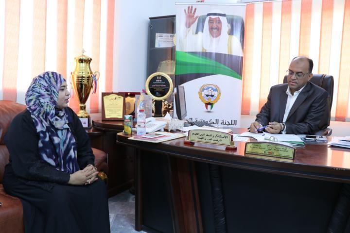 رئيس الهيئة اليمنية الكويتية للإغاثة: نعمل بـ5 قطاعات والأولوية لهذه الاحتياجات