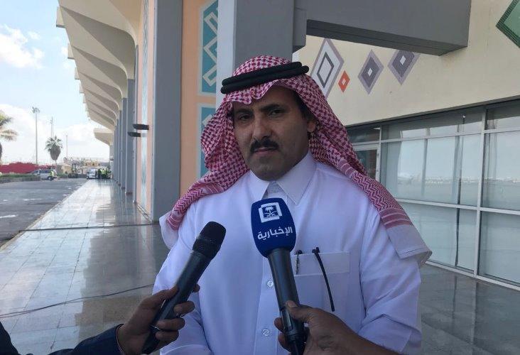 السفير السعودي محمد آل جابر
