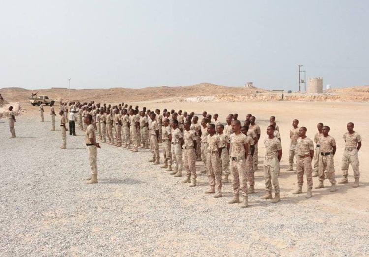 البحسني: قوات المنطقة العسكرية الثانية قيادات وأفراداً من حضرموت ولا فرض من خارجها