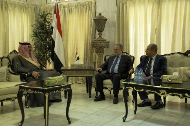 السفير السعودي: المملكة لن تدخر جهداً بمساعدة المغتربين اليمنيين