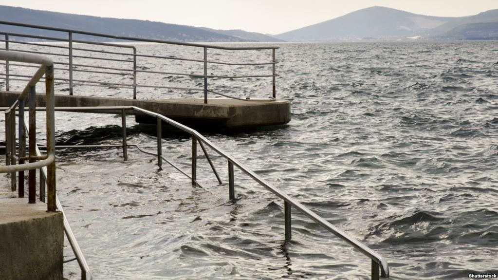 دراسة: منسوب مياه البحار سيرتفع نحو متر