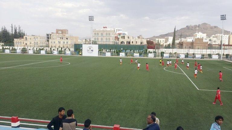 أهلي صنعاء يفوز على اليرموك في البطولة التنشيطية لكرة اليد