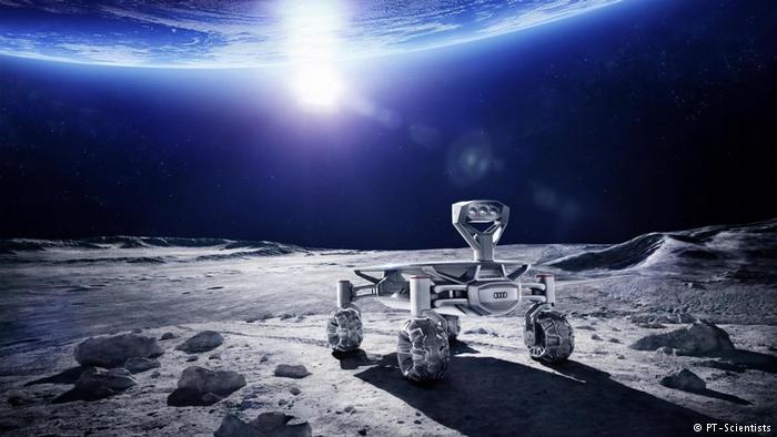 شركتان تخططان لإقامة أول شبكة للهواتف المحمولة على سطح القمر