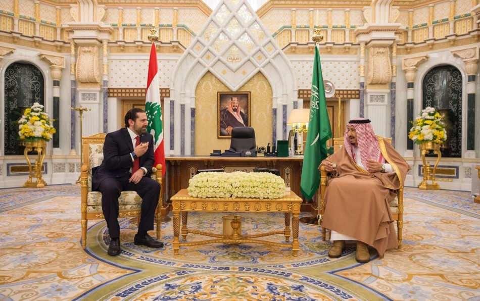 سعد الحريري يلتقي بن سلمان وينشر صورة سيلفي.. شاهد