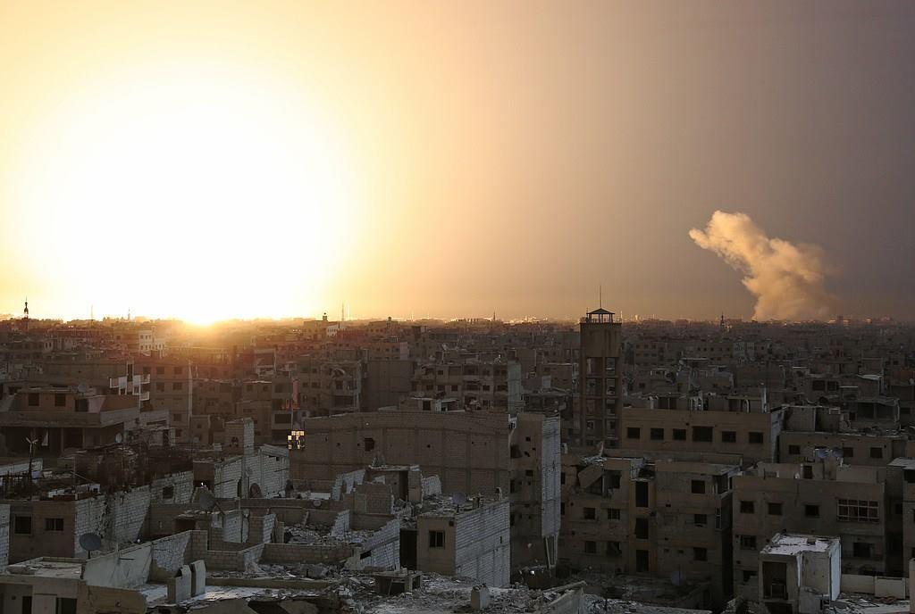 """مفوضية حقوق الإنسان: النظام السوري يخطط لما يشبه """"نهاية العالم"""""""