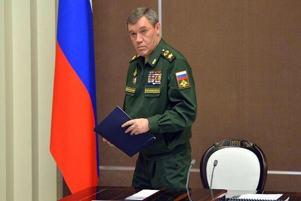 رئيس الأركان الروسية: البنتاغون يخطط لقصف مواقع بسوريا وسنرد لأي خطر