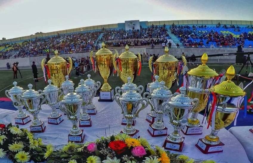 نادي وحدة صنعاء ينظم حفلاً تكريمياً لأبطال الشتوي.. حصيلة الفائزين