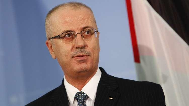 فيديو.. لحظات استهداف رئيس الوزراء الفلسطيني وموقف الرئاسة وحماس