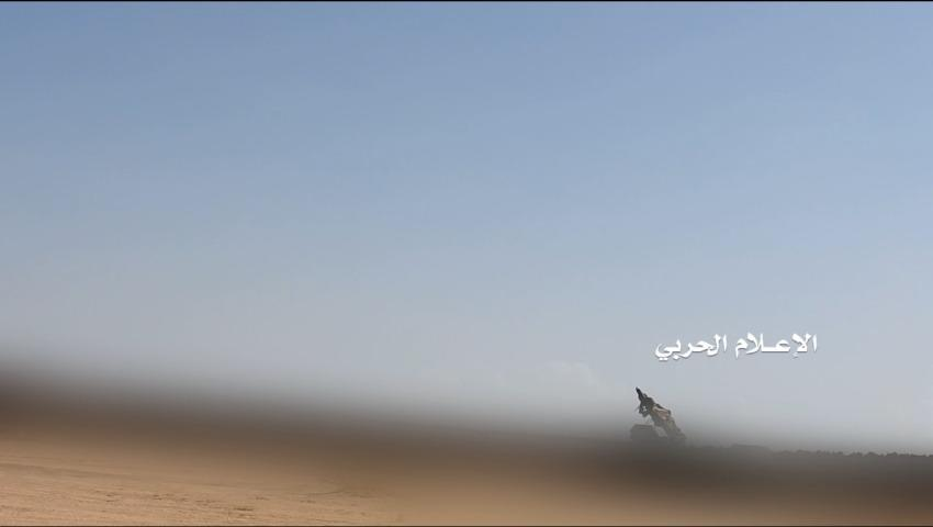 التحالف يؤكد إصابة طائرة بصاروخ دفاع جوي أطلقه الحوثيون في صعدة