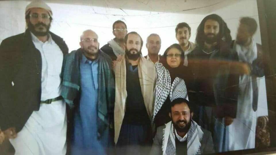 الحوثيون يفرجون عن صلاح ومدين نجلي علي عبدالله صالح