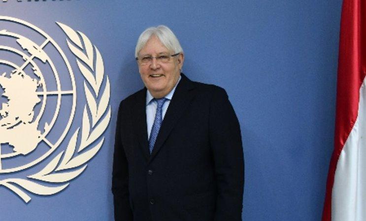 ملف اليمن أيضاً.. غريفيث من مبعوث إلى وكيل الأمم المتحدة الإنساني