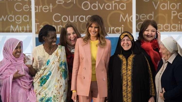 أشجع 10 نساء في العالم بينها عربيتان.. تعرف على القائمة