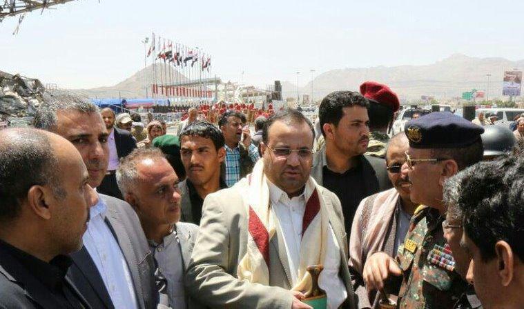 الحوثيون يستعدون لمهرجان في السبعين بالذكرى الـ3 لبدء عاصفة الحزم