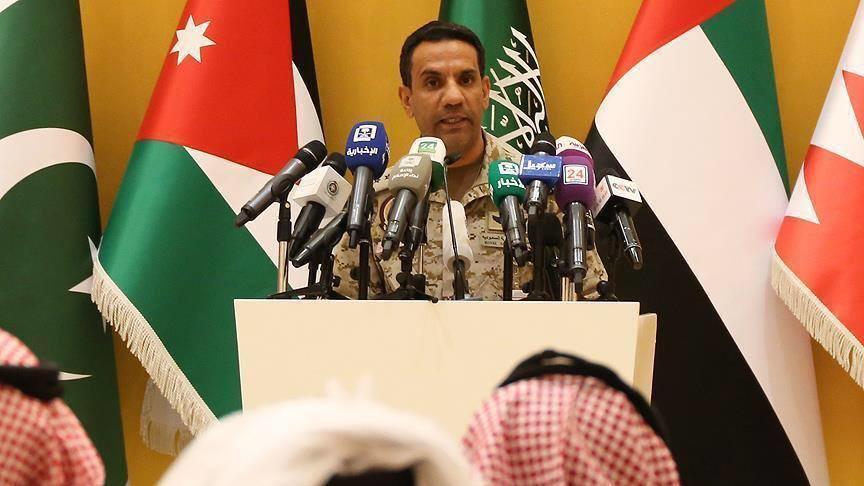 المتحدث باسم التحالف العربي تركي المالكي