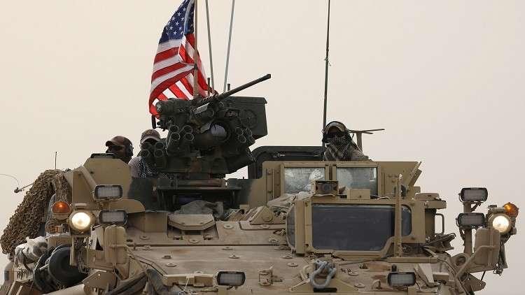 القوات الأمريكية تعزز مواقعها في منبج السورية