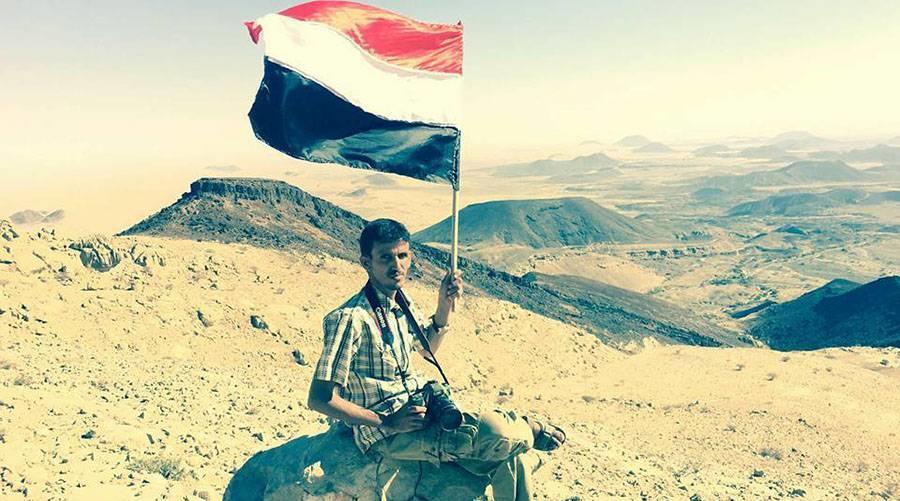 قناة بلقيس تنعي مصورها في مأرب عبدالله القادري