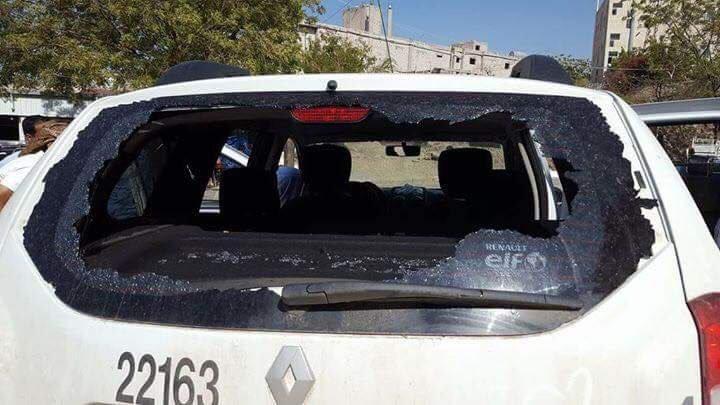 اغتيال أحد موظفي الصليب الأحمر في تعز برصاص مجهولين.. صورة