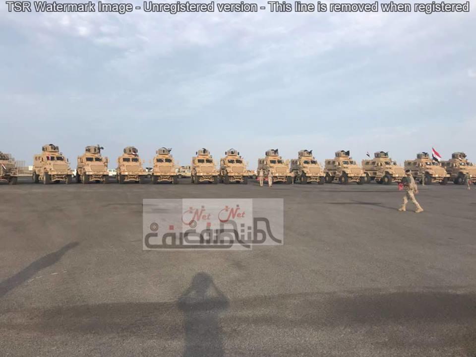 طارق صالح ينضم إلى المعارك في الساحل الغربي