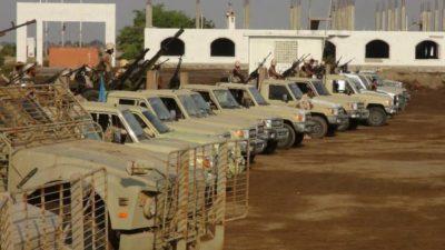 أمن عدن - الأمن ينفذ حملة لإزالة العشوائيات