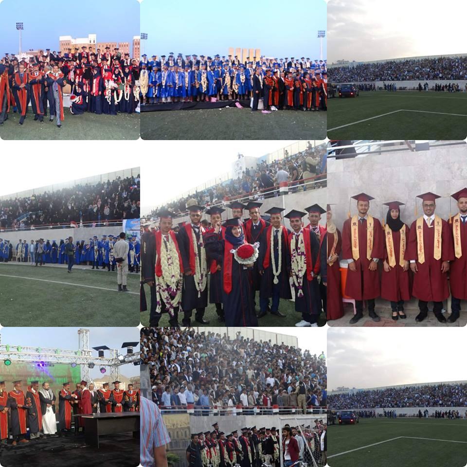 الجامعة الإماراتية تحتفل بتخرج الدفعة الأولى من طلاب مختلف التخصصات