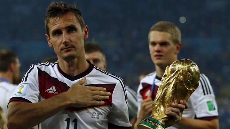 تعرف على أبرز 10 هدافين في تاريخ كأس العالم لكرة القدم