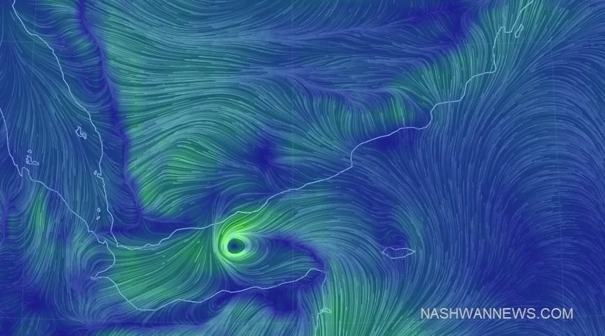 إعصار ساجار
