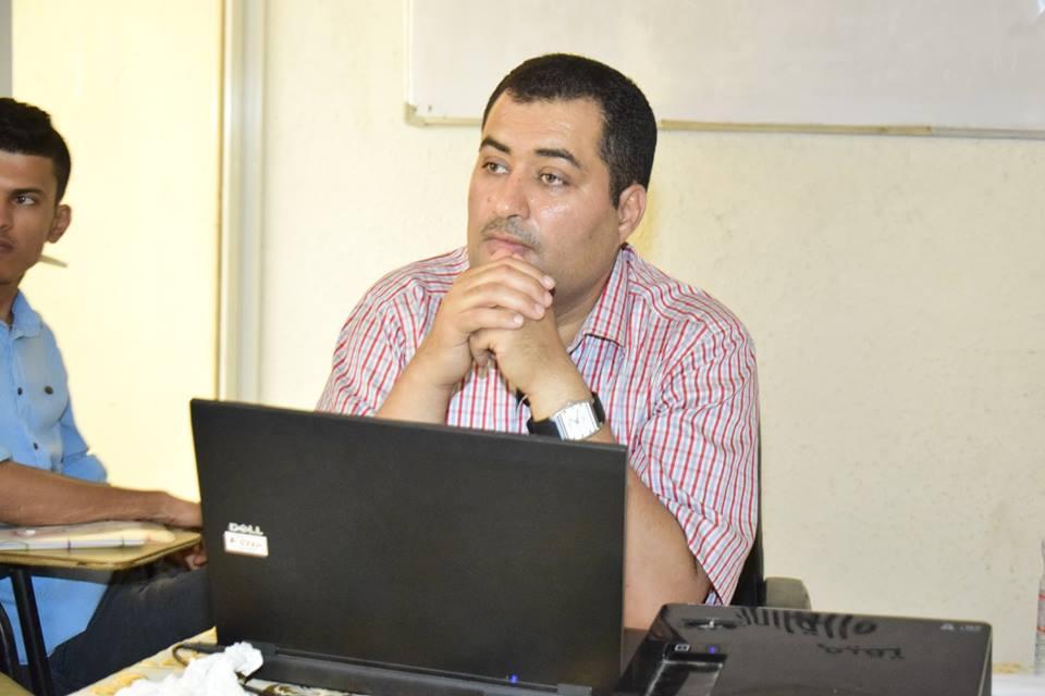 الزميل عمر الحياني أول صحفي يحصل على شهادة متخصصة بالإعلام العلمي