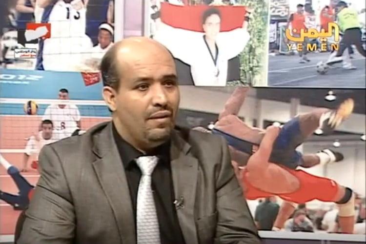 البكري يبارك اختيار اليمني فرحان المنتصر سفيراً لنادي الدولي للإعلام الرياضي