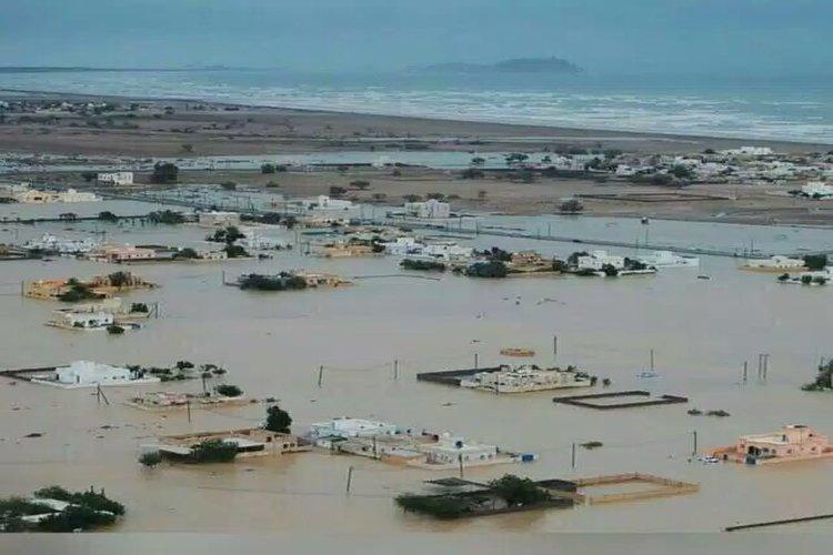 جزيرة سقطرى بعد إعصار موكانو