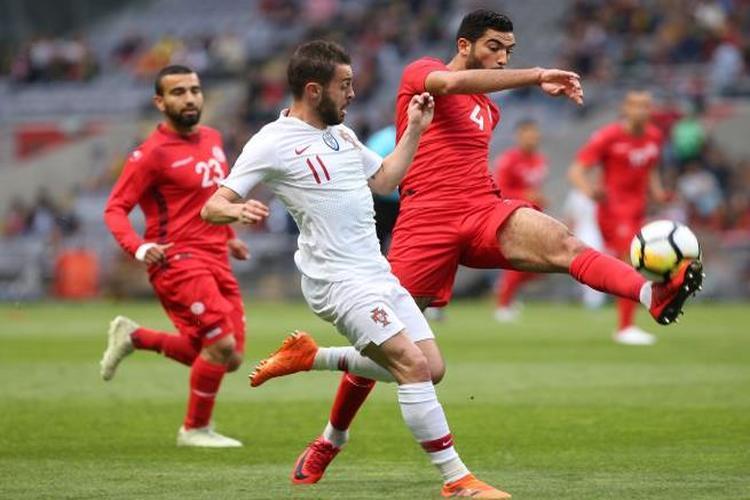 تحضيرات المونديال.. السعودية تخسر أمام إيطاليا وتونس تتعادل مع البرتغال (فيديو)