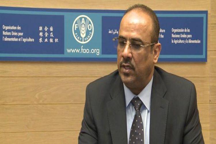وزير الداخلية في اليمن المهندس أحمد الميسري