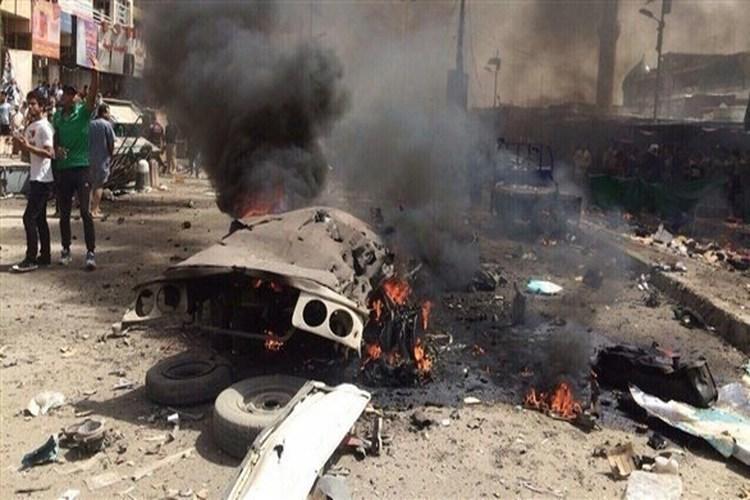 العراق: انفجار سيارة مفخخة وسط مدينة تكريت