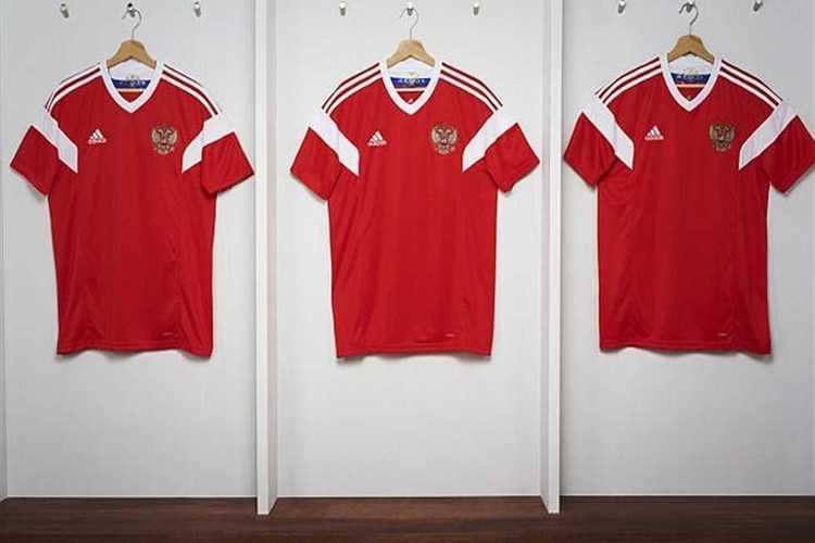 بالفيديو.. تعرف على قمصان المنتخبات المشاركة في مونديال روسيا