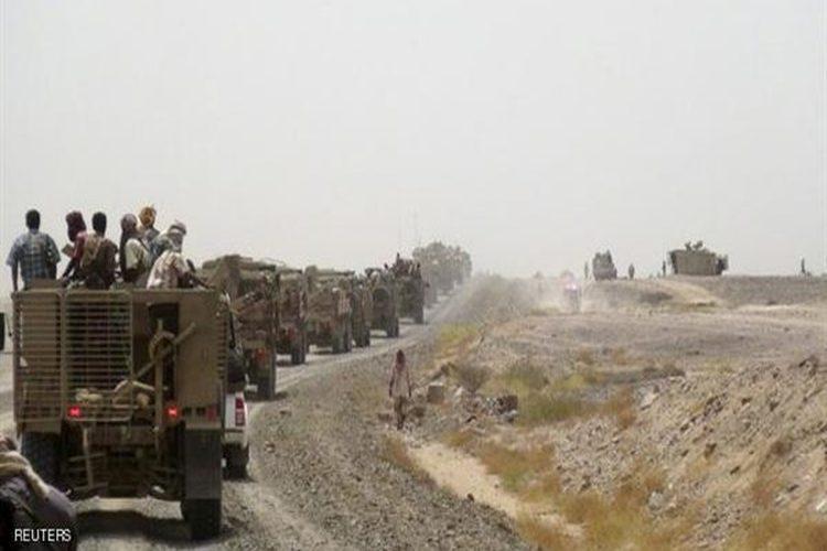 الرئيس هادي يدعو إلى الحسم العسكري في الحديدة بالتزامن مع تصعيد العمليات