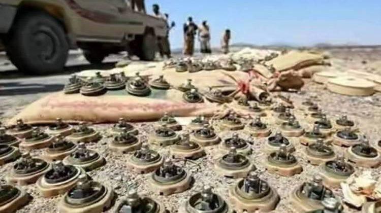 ألغام الحوثيين تقتل وتصيب 800 مدني بمديريتي موزع والوازعية في تعز