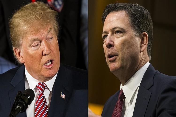 دونالد ترامب يتهم مدير التحقيقات الفيدرالية السابق بالتآمر عليه