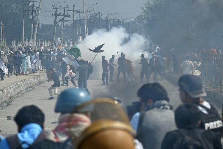 الهند تستأنف عملياتها العسكرية ضد المسلحين في كشمير