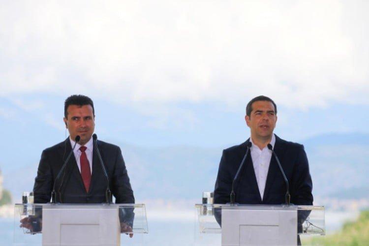 بعد خلاف دام 27 عاماً.. اليونان ومقدونيا توقعان اتفاق تغيير اسم الدولة البلقانية