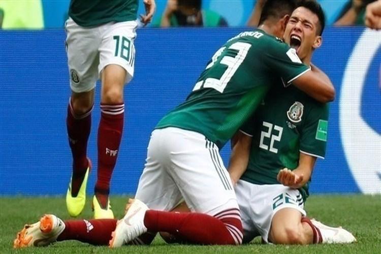 مونديال روسيا: حامل اللقب ألمانيا يسقط بهدف أمام المكسيك.. فيديو