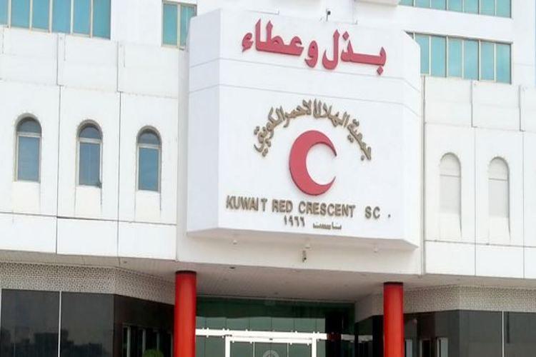 الهلال الأحمر الكويتي يدشن مساعدات إغاثية لأهالي الحديدة