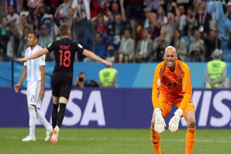 كأس العالم: الأرجنتين تسقط بثلاثية أمام كرواتيا.. فيديو