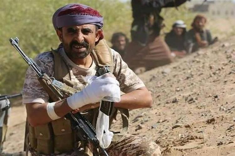قائد اللواء 135 مشاة في الجيش، اللواء أحمد صالح العقيلي