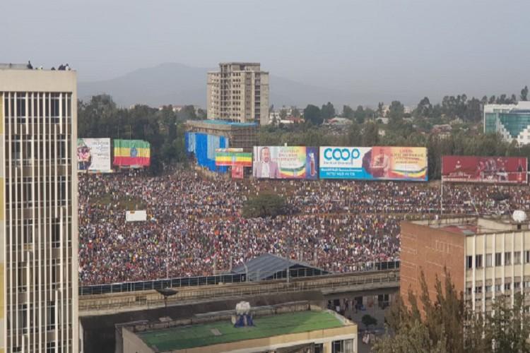 قتلى وجرحى في محاولة لاغتيال رئيس وزراء إثيوبيا.. فيديو