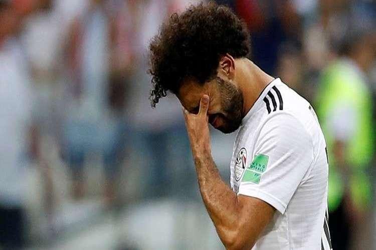 بالفيديو.. المنتخب المصري يعود إلى القاهرة حزيناً بعد مونديال روسيا