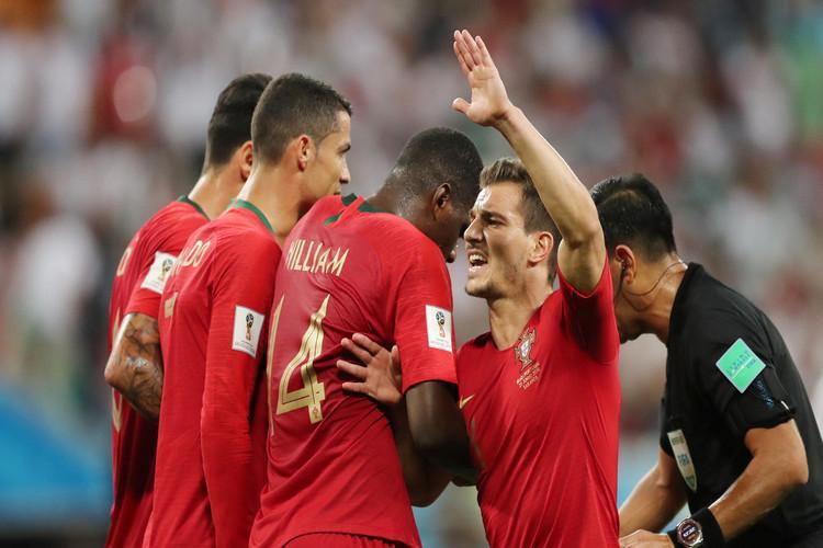 البرتغالي سواريس: الثقة سلاحنا أمام منتخب الأوروغواي