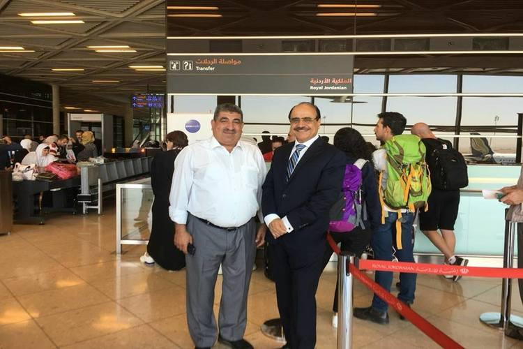 السفارة اليمنية في الأردن تصدر توضيحاً هاماً حول أنباء عرقلة يمنيين بمطار علياء.. النص