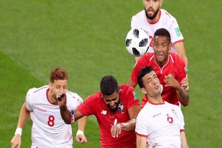 تونس تفوز على بنما بهدفين لهدف وتودع كأس العالم.. فيديو