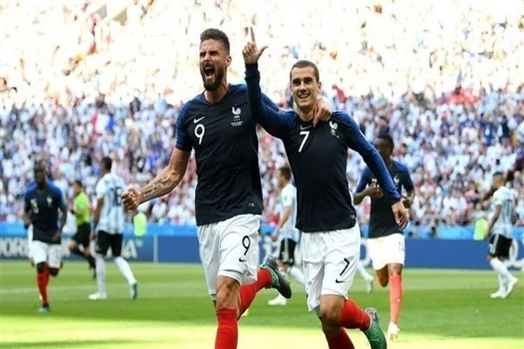 فرنسا تقصي الأرجنتين وتعبر لربع نهائي مونديال روسيا.. فيديو